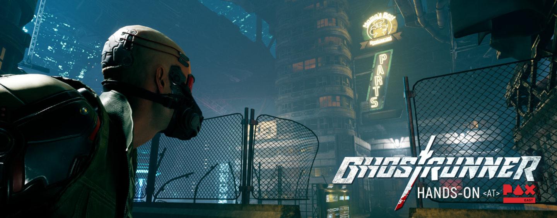 Hands-On: Ghostrunner