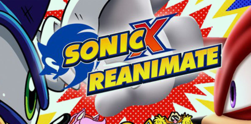 """""""Sonic X Reanimate"""" Debuts to Positive Reviews"""