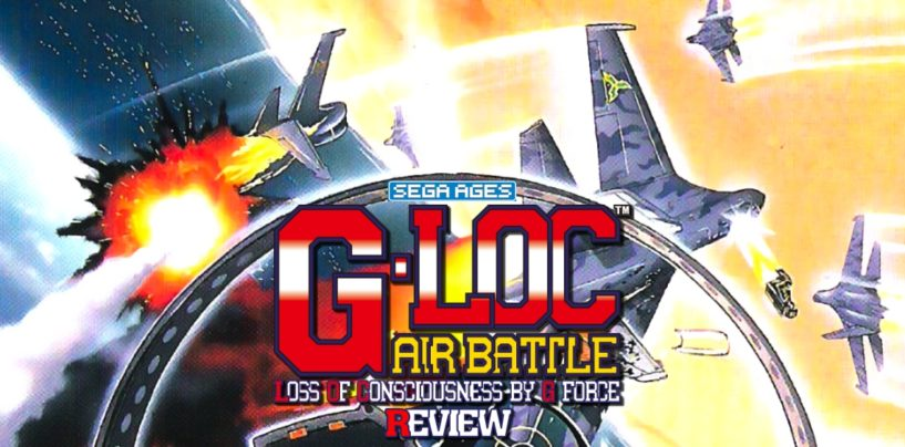 Review: Sega Ages G-LOC Air Battle (Nintendo Switch)