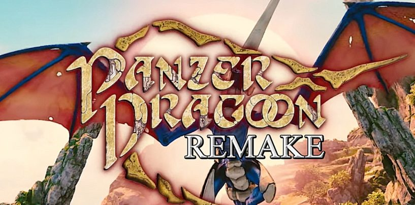 Panzer Dragoon Remake Receives Significant Patch