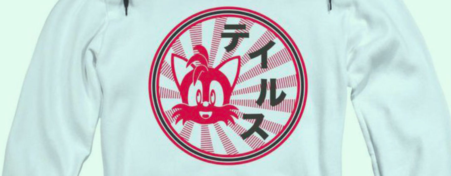 Sega Shop Removes Tails Hoodie with Offensive Symbol